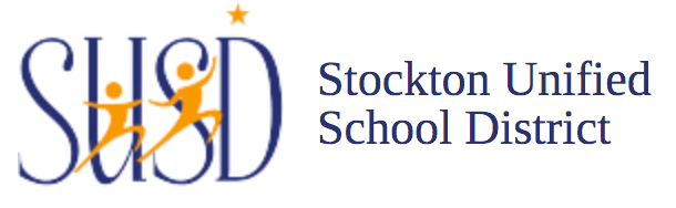 Stockton Unified School District logo