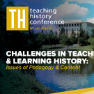 Teaching History Conference logo